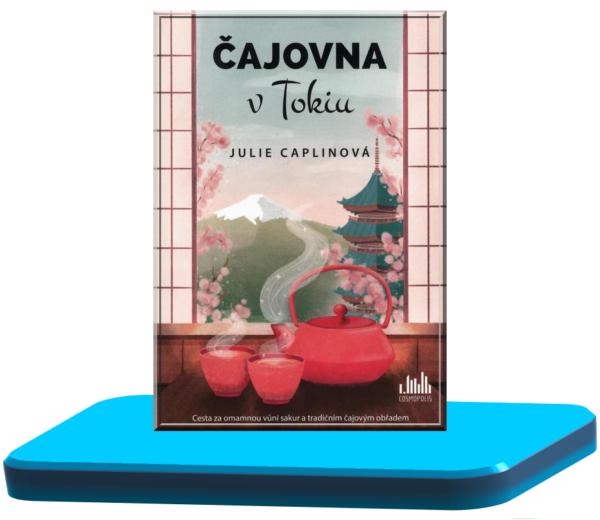 Čajovna v Tokiu – Julie Caplin (Romantické útěky 6.)