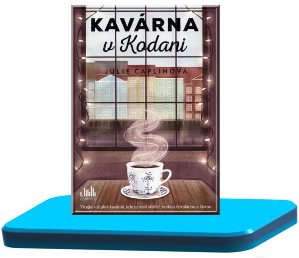 Kavárna v Kodani – Julie Caplin (Romantické útěky 1.)