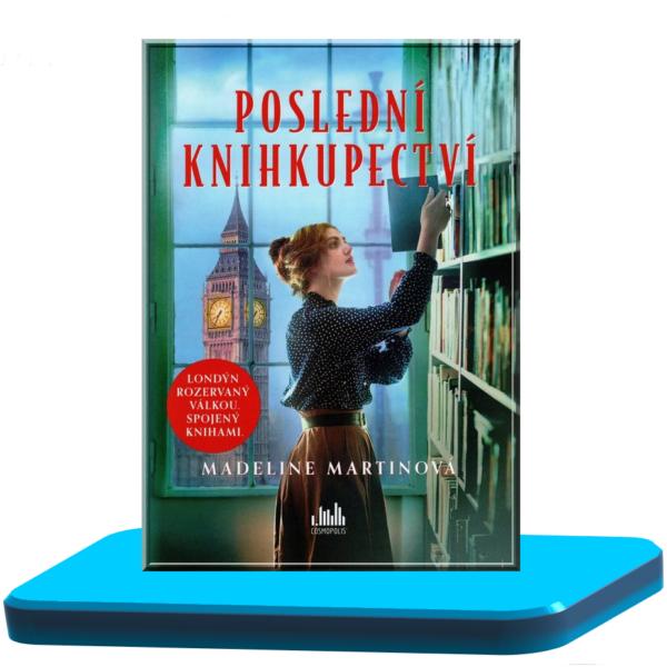 Poslední knihkupectví – Madeline Martin
